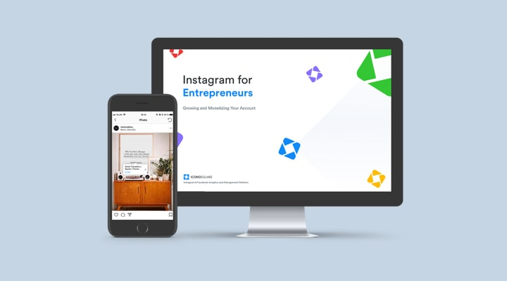 Instagram for Entrepreneurs : Growing and Monetizing Your Account
